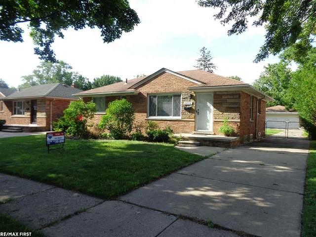 22616 Oconnor, Saint Clair Shores, MI 48080 (MLS #50047941) :: Kelder Real Estate Group