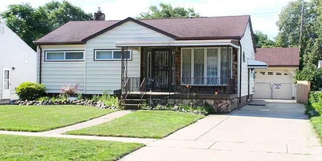 3834 Woodrow, Flint, MI 48506 (MLS #50047957) :: Kelder Real Estate Group