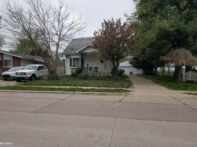 22061 Shakespeare, Eastpointe, MI 48021 (MLS #50048065) :: Kelder Real Estate Group