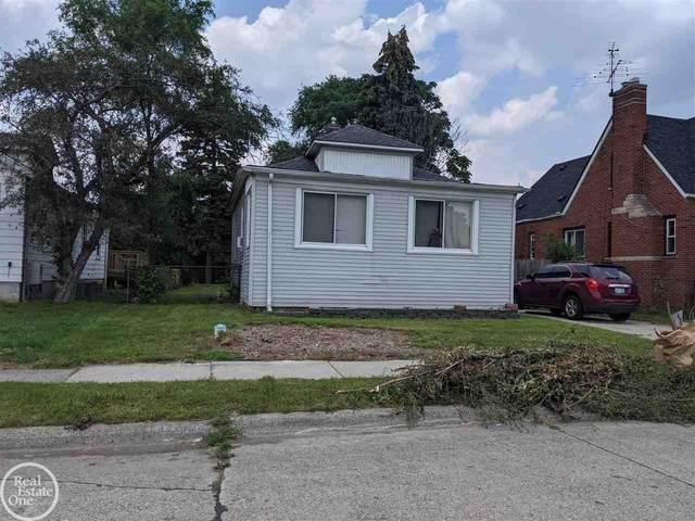 7625 Fisher, Warren, MI 48091 (MLS #50048125) :: Kelder Real Estate Group