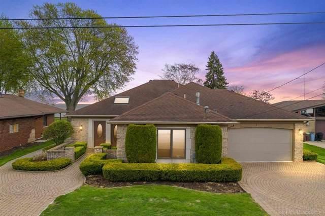 48366 Harbor Dr, Chesterfield, MI 48047 (MLS #50048131) :: Kelder Real Estate Group
