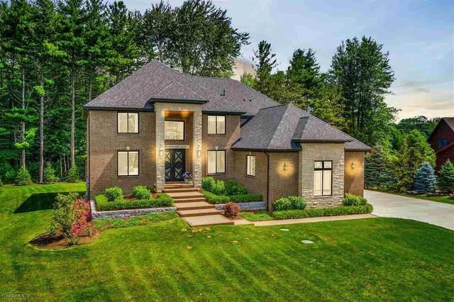 12495 Lennry Ave, Shelby Twp, MI 48315 (MLS #50048134) :: Kelder Real Estate Group