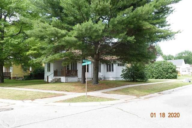 1802 Riverside Drive, Port Huron, MI 48060 (MLS #50048146) :: Kelder Real Estate Group
