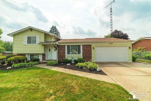 7501 Nottingham, Lambertville, MI 48144 (MLS #50048165) :: Kelder Real Estate Group