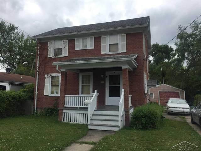 3318 Webber, Saginaw, MI 48601 (MLS #50048205) :: Kelder Real Estate Group