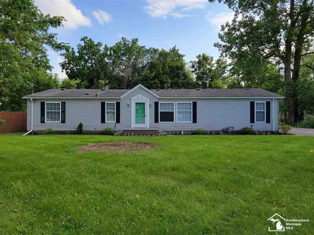 713 W 14th, Monroe, MI 48161 (MLS #50048243) :: Kelder Real Estate Group