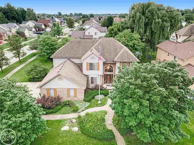 20898 Wolf, Macomb, MI 48044 (MLS #50048302) :: Kelder Real Estate Group