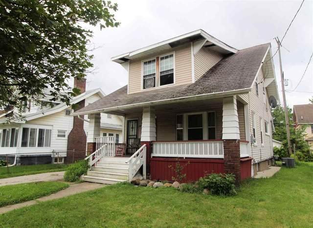 806 E 6th Street, Flint, MI 48503 (MLS #50048312) :: Kelder Real Estate Group