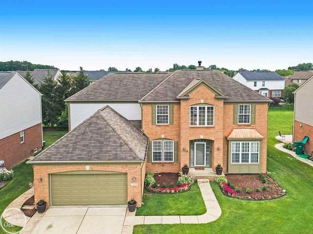 21874 Gailes, Macomb, MI 48044 (MLS #50048316) :: Kelder Real Estate Group
