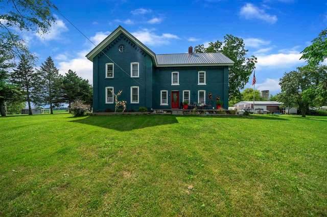 11218 Hogan Rd., Gaines, MI 48436 (MLS #50048317) :: The BRAND Real Estate