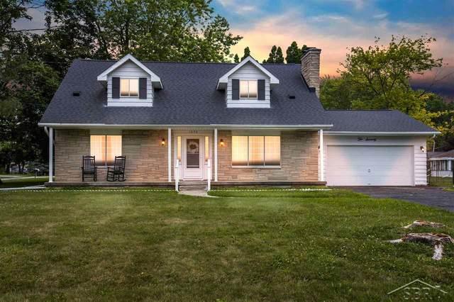 1070 Jacqueline, Saginaw, MI 48609 (MLS #50048320) :: Kelder Real Estate Group