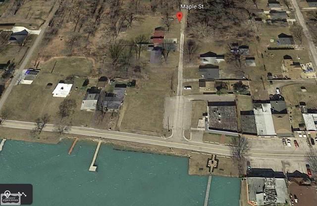 0 Maple, Harsens Island, MI 48001 (MLS #50048566) :: The Tom Lipinski Team at Keller Williams Lakeside Market Center