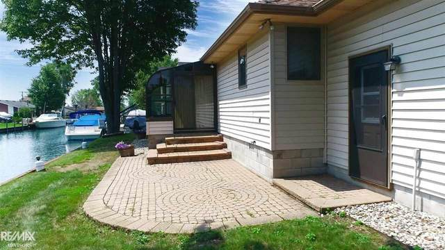 7143 Lazy, Harsens Island, MI 48028 (MLS #50048640) :: Kelder Real Estate Group