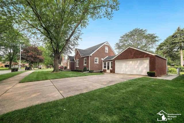 2260 Glenwood, Trenton, MI 48183 (MLS #50049061) :: Kelder Real Estate Group