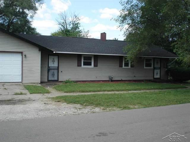 4150 Ketcham, Saginaw, MI 48601 (MLS #50049074) :: Kelder Real Estate Group