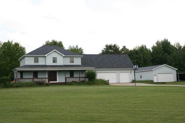 2440 E. Mount Morris Rd., Mount Morris, MI 48458 (MLS #50049390) :: The BRAND Real Estate