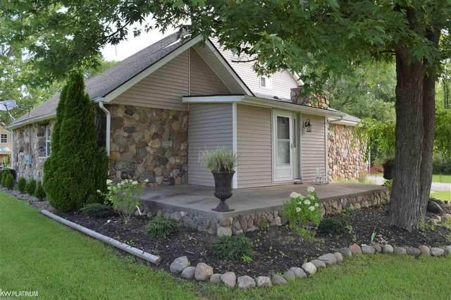 5138 Springborn, East China, MI 48054 (MLS #50049401) :: Kelder Real Estate Group