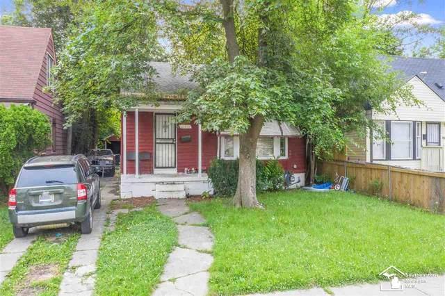 20290 Lindsay, Detroit, MI 48235 (MLS #50049406) :: The BRAND Real Estate