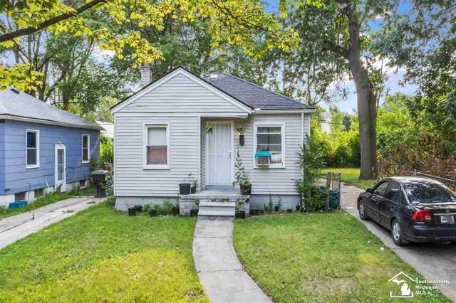 18500 Bloom, Detroit, MI 48234 (MLS #50049413) :: The BRAND Real Estate