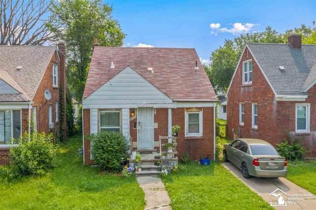 19988 Hickory, Detroit, MI 48205 (MLS #50049414) :: The BRAND Real Estate