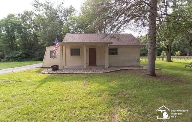 10825 Summerfield, Temperance, MI 48182 (MLS #50049464) :: Kelder Real Estate Group