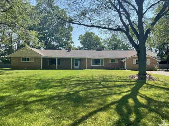 3514 N M-52, Owosso, MI 48867 (MLS #50049545) :: Kelder Real Estate Group