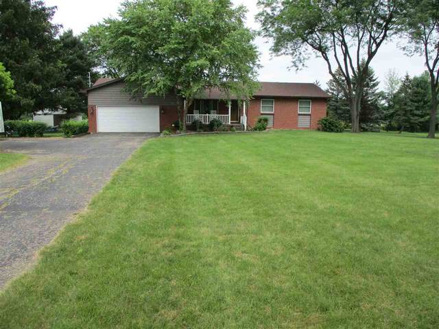 9823 E Monroe St., Durand, MI 48429 (MLS #50049583) :: Kelder Real Estate Group