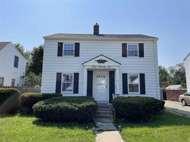 526 Chandler, Flint, MI 48503 (MLS #50049637) :: Kelder Real Estate Group
