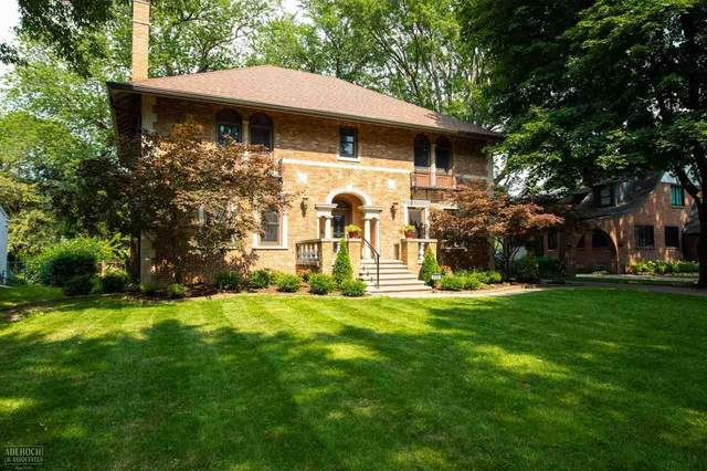 630 Lakepointe, Grosse Pointe Park, MI 48230 (MLS #50049711) :: The BRAND Real Estate
