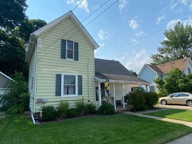 103 Lenawee Street, Durand, MI 48429 (MLS #50049793) :: Kelder Real Estate Group