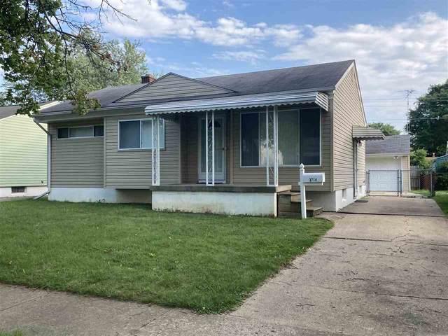3714 Beechwood Ave, Flint, MI 48506 (MLS #50049795) :: Kelder Real Estate Group