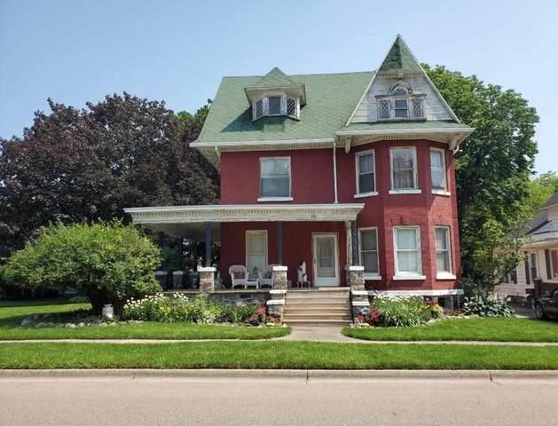 101 W Gratiot St., Durand, MI 48429 (MLS #50049798) :: Kelder Real Estate Group