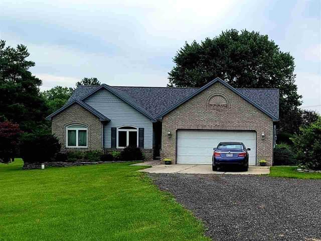 14238 N Belsay Rd, Millington, MI 48746 (MLS #50049839) :: Kelder Real Estate Group