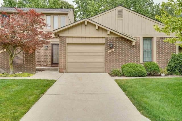 1887 Allenway, Rochester Hills, MI 48309 (MLS #50049864) :: Kelder Real Estate Group