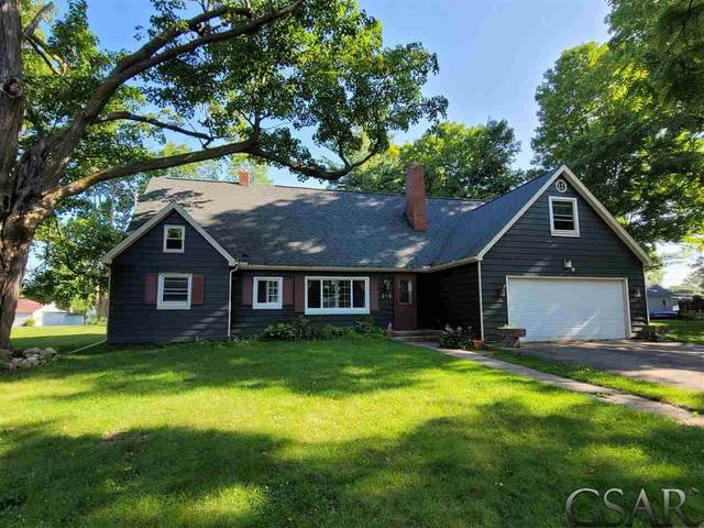 215 E Main, Vernon, MI 48429 (MLS #50049899) :: Kelder Real Estate Group