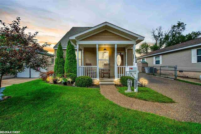 1423 E Granet, Hazel Park, MI 48030 (MLS #50050215) :: The BRAND Real Estate