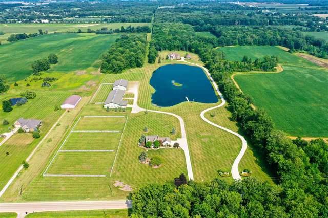 69978 Place, Richmond Twp, MI 48062 (MLS #50051404) :: The BRAND Real Estate