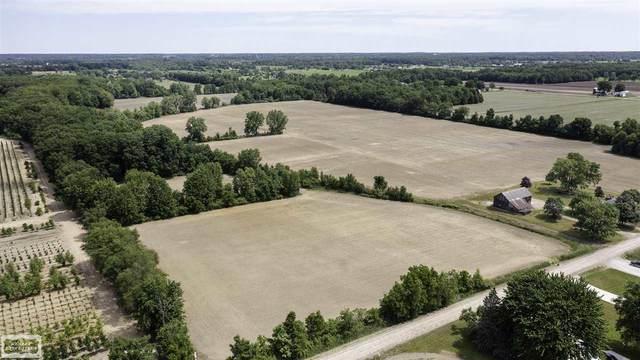 V/L 31 Mile Rd, Lenox, MI 48050 (MLS #50051738) :: The BRAND Real Estate