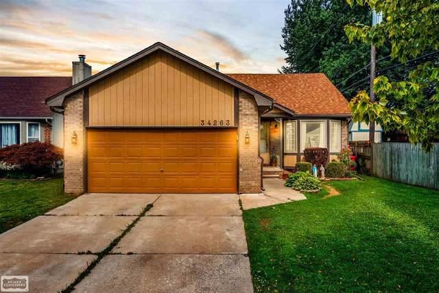 34263 Kercheval, Clinton Township, MI 48035 (MLS #50051917) :: Kelder Real Estate Group