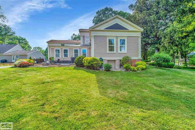 117 Bradley, Romeo, MI 48065 (MLS #50052458) :: Kelder Real Estate Group