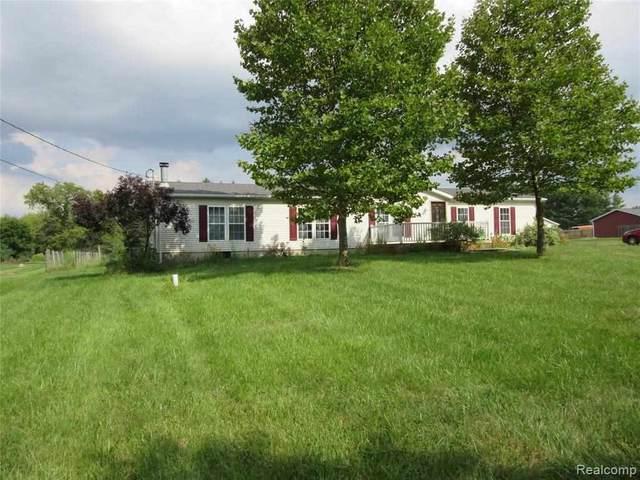 3289 Vassar, Davison, MI 48423 (MLS #50052830) :: The BRAND Real Estate