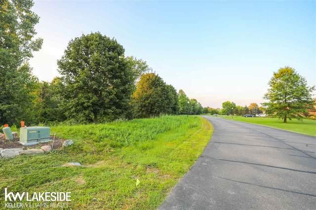 4463 Timber Ridge Drive, Bruce, MI 48065 (MLS #50053279) :: Kelder Real Estate Group