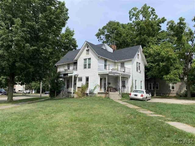 516 St Joseph St, Adrian, MI 49221 (MLS #50053399) :: The BRAND Real Estate
