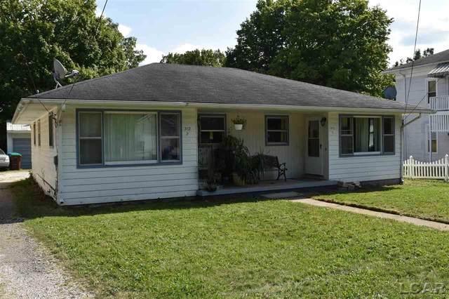 312 E Michigan Ave, Clinton, MI 49236 (MLS #50053791) :: The BRAND Real Estate