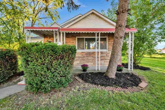 25357 Blair, Roseville, MI 48066 (MLS #50054397) :: The BRAND Real Estate