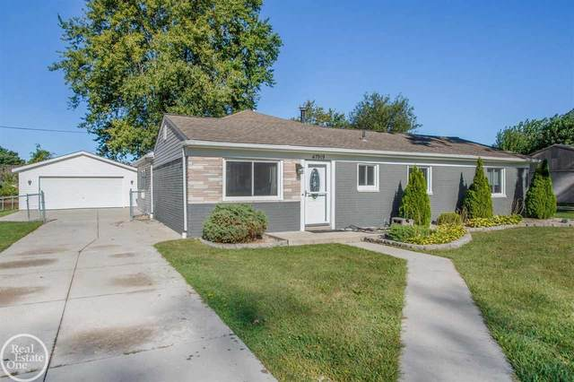 47919 Forbes, Chesterfield Twp, MI 48047 (MLS #50054560) :: The BRAND Real Estate