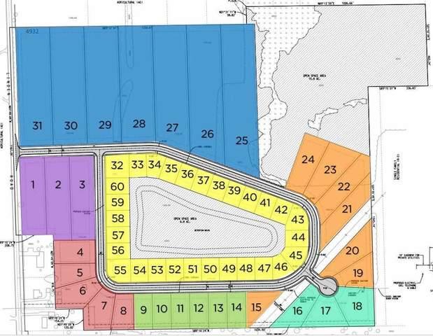 Lots 32-60 Championship Dr, Linden, MI 48451 (MLS #50054626) :: The BRAND Real Estate