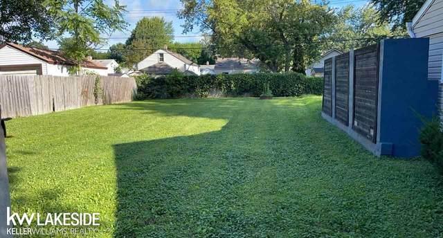 1535 E Meyers, Hazel Park, MI 48030 (MLS #50054630) :: The BRAND Real Estate