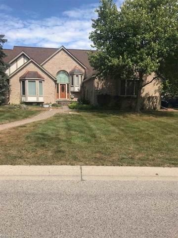 2102 Clinton View, Rochester Hills, MI 48309 (MLS #50054674) :: Kelder Real Estate Group