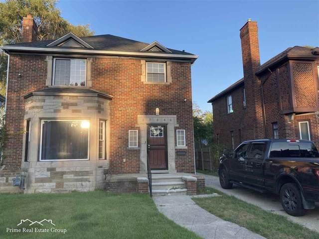 17346 Cherrylawn St, Detroit, MI 48221 (MLS #50054924) :: The BRAND Real Estate